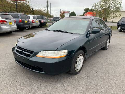 1999 Honda Accord for sale at Diana Rico LLC in Dalton GA