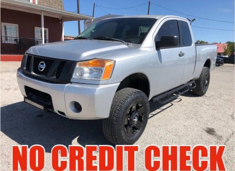 2011 Nissan Titan 4x2 S 4dr King Cab SWB Pickup - Decatur TX