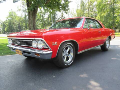 1966 Chevrolet Chevelle for sale at Island Classics & Customs in Staten Island NY