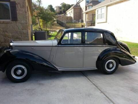 1954 Bentley R Type for sale at Haggle Me Classics in Hobart IN