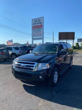 2010 Ford Expedition EL for sale at US 24 Auto Group in Redford MI
