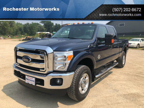 2015 Ford F-250 Super Duty for sale at Rochester Motorworks in Rochester MN