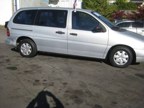 1998 Ford Windstar for sale at UNIVERSITY MOTORSPORTS in Seattle WA