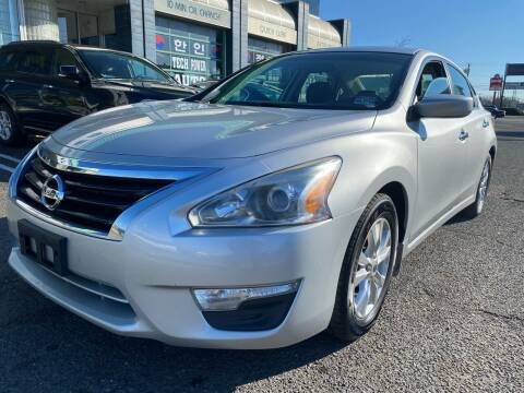 2015 Nissan Altima for sale at MFT Auction in Lodi NJ