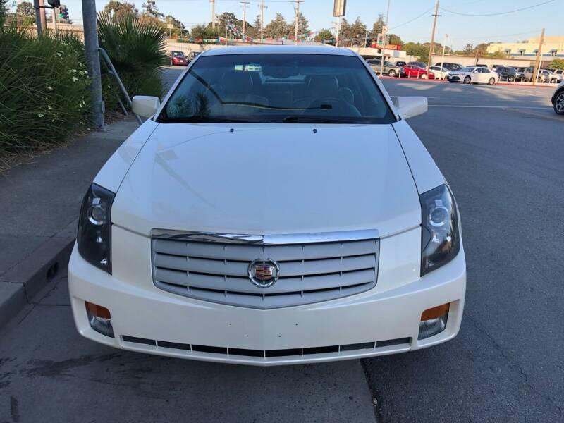 2007 Cadillac CTS for sale at Car House in San Mateo CA