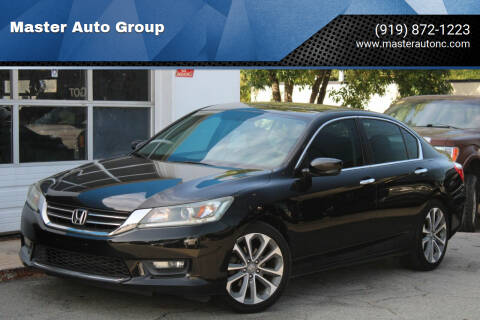 2014 Honda Accord for sale at Master Auto Group in Raleigh NC