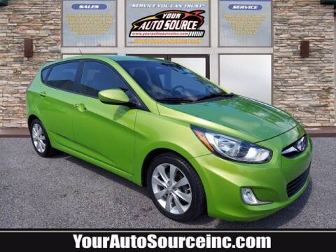 2012 Hyundai Accent for sale at Your Auto Source in York PA
