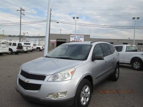 2011 Chevrolet Traverse for sale at Auto Acres in Billings MT
