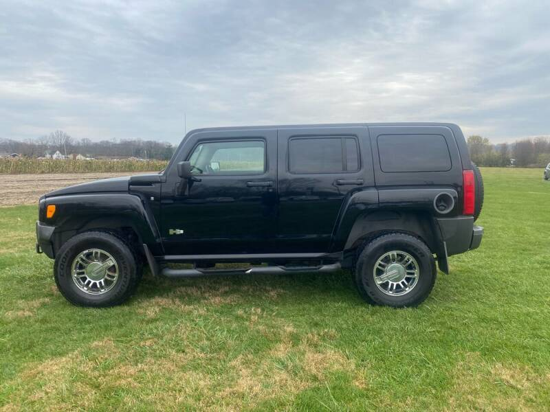 2007 HUMMER H3 for sale at Wendell Greene Motors Inc in Hamilton OH
