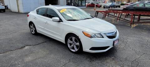 2014 Acura ILX for sale at Absolute Motors in Hammond IN