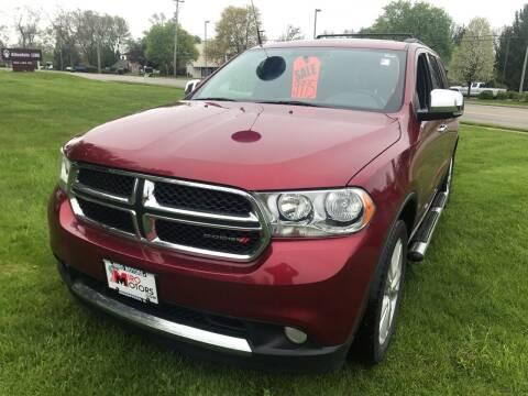 2013 Dodge Durango for sale at Miro Motors INC in Woodstock IL