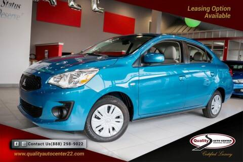 2020 Mitsubishi Mirage G4 for sale at Quality Auto Center of Springfield in Springfield NJ