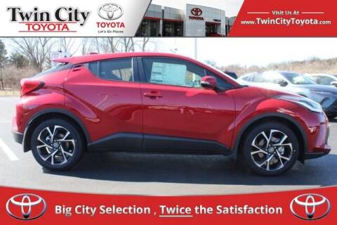 2021 Toyota C-HR for sale at Twin City Toyota in Herculaneum MO