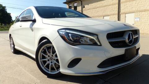 2018 Mercedes-Benz CLA for sale at Prudential Auto Leasing in Hudson OH
