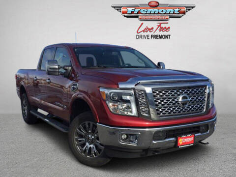 2016 Nissan Titan XD for sale at Rocky Mountain Commercial Trucks in Casper WY