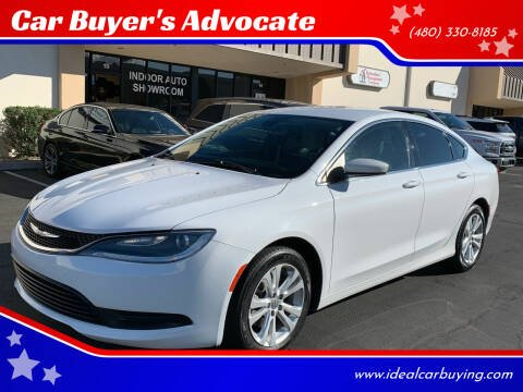 2016 Chrysler 200 for sale at Car Buyer's Advocate in Phoenix AZ