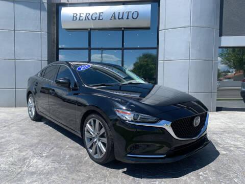 2018 Mazda MAZDA6 for sale at Berge Auto in Orem UT