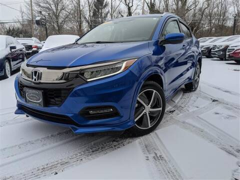 2019 Honda HR-V for sale at GAHANNA AUTO SALES in Gahanna OH