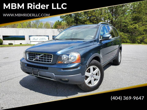 2007 Volvo XC90 for sale at MBM Rider LLC in Alpharetta GA