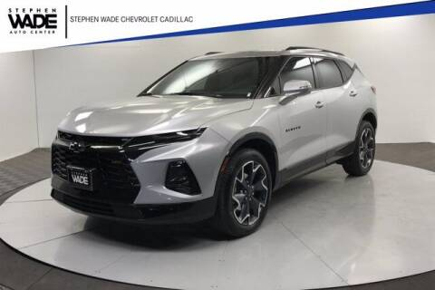 2019 Chevrolet Blazer for sale at Stephen Wade Pre-Owned Supercenter in Saint George UT