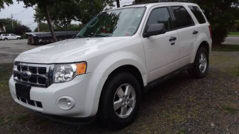 2010 Ford Escape for sale at Jan Auto Sales LLC in Parsippany NJ