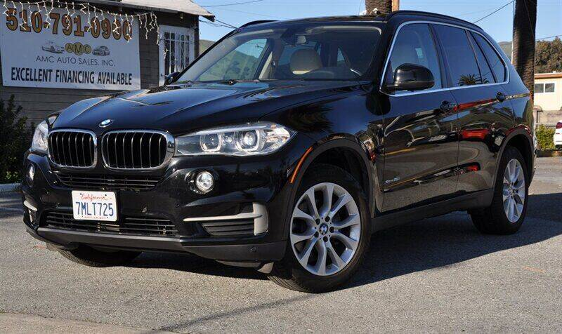 2016 BMW X5 for sale at AMC Auto Sales, Inc. in Fremont CA