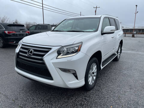 2017 Lexus GX 460 for sale at Signal Imports INC in Spartanburg SC