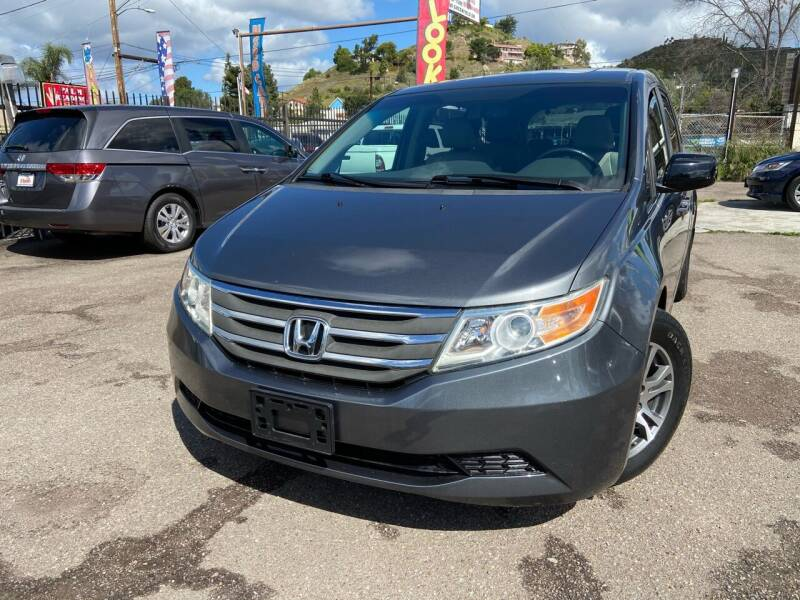 2012 Honda Odyssey for sale at Vtek Motorsports in El Cajon CA