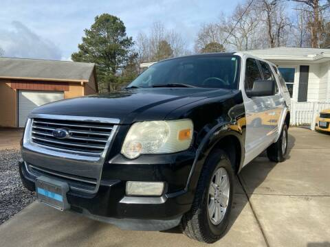 2010 Ford Explorer for sale at Efficiency Auto Buyers in Milton GA