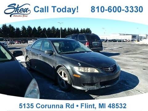 2004 Mazda MAZDA6 for sale at Jamie Sells Cars 810 - Linden Location in Flint MI