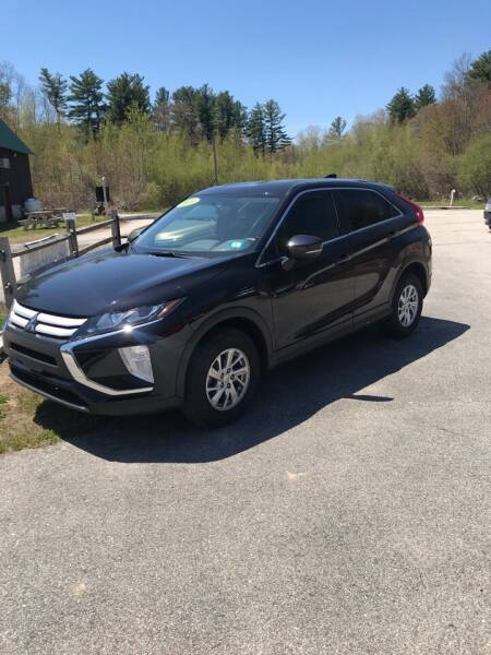 2019 Mitsubishi Eclipse Cross AWD ES 4dr Crossover - Brentwood NH