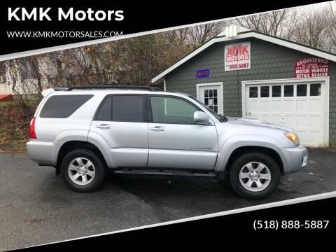 2008 Toyota 4Runner for sale at KMK Motors in Latham NY
