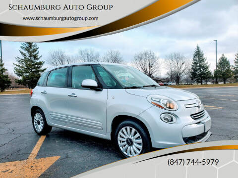 2014 FIAT 500L for sale at Schaumburg Auto Group in Schaumburg IL