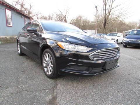 2017 Ford Fusion for sale at Auto Outlet Of Vineland in Vineland NJ