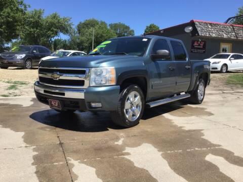 2011 Chevrolet Silverado 1500 for sale at A & J AUTO SALES in Eagle Grove IA