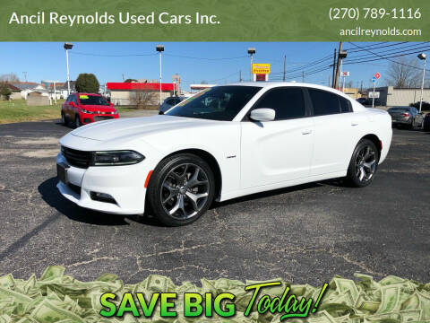 2016 Dodge Charger for sale at Ancil Reynolds Used Cars Inc. in Campbellsville KY