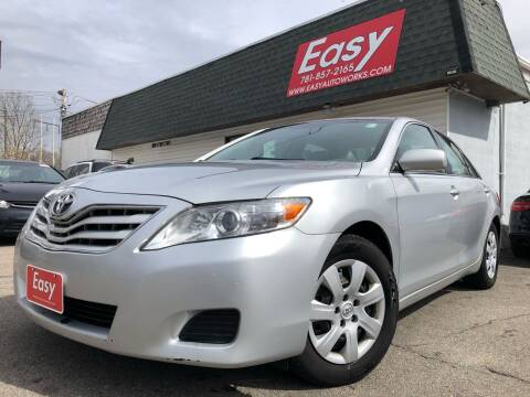 2010 Toyota Camry for sale at Easy Autoworks & Sales in Whitman MA