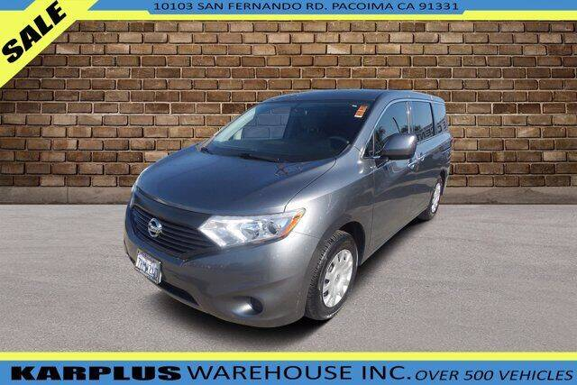 2015 Nissan Quest for sale in Pacoima, CA