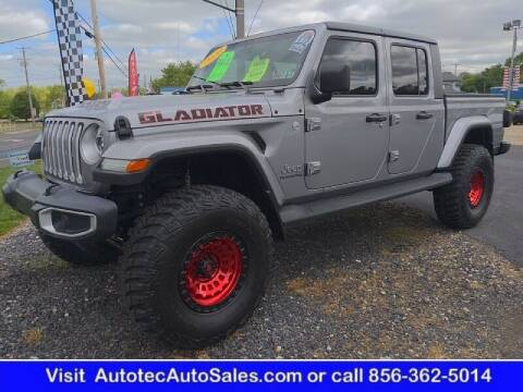 2020 Jeep Gladiator for sale at Autotec Auto Sales in Vineland NJ