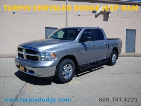 2019 RAM Ram Pickup 1500 Classic for sale at Turpin Dodge Chrysler Jeep Ram in Dubuque IA