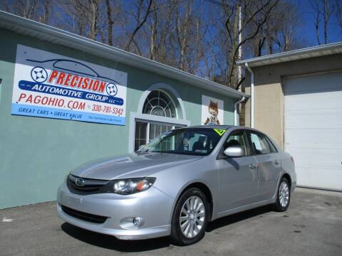 2011 Subaru Impreza for sale at Precision Automotive Group in Youngstown OH