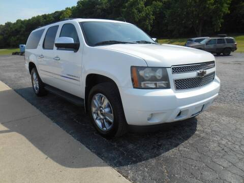 2009 Chevrolet Suburban for sale at Maczuk Automotive Group in Hermann MO