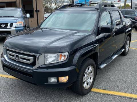2010 Honda Ridgeline for sale at MAGIC AUTO SALES - Magic Auto Prestige in South Hackensack NJ