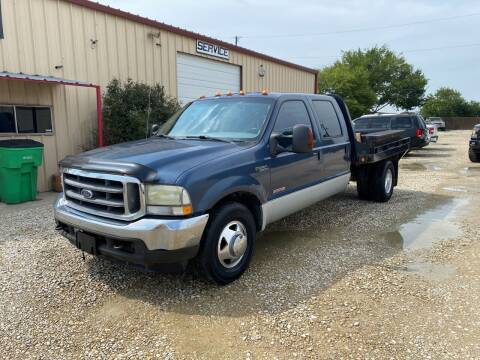 2004 Ford F-350 Super Duty for sale at Gtownautos.com in Gainesville TX