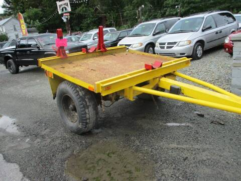 1978 Utility Trailer Telephone Pole for sale at FERNWOOD AUTO SALES in Nicholson PA