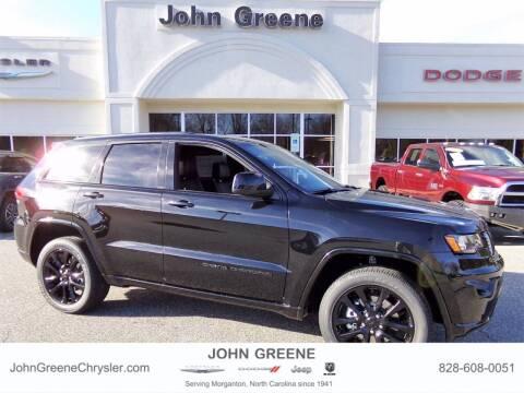 2021 Jeep Grand Cherokee for sale at John Greene Chrysler Dodge Jeep Ram in Morganton NC