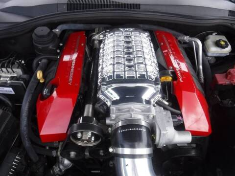 2011 Chevrolet Camaro for sale at JON DELLINGER AUTOMOTIVE in Springdale AR