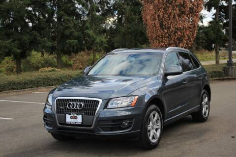 2011 Audi Q5 for sale at Top Gear Motors in Lynnwood WA