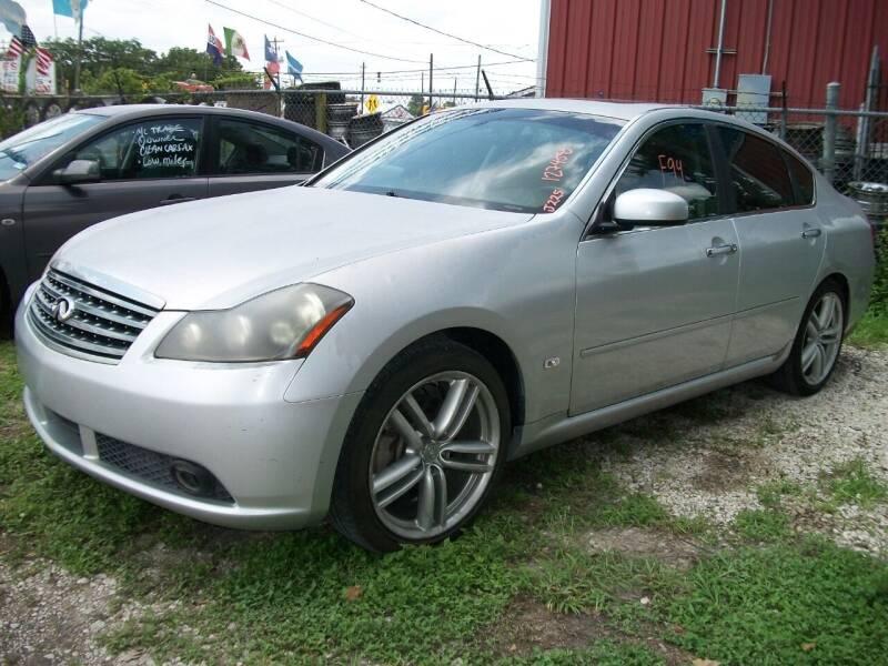 2006 Infiniti M35 for sale in Houston, TX