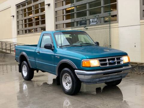 1994 Ford Ranger for sale at LANCASTER AUTO GROUP in Portland OR
